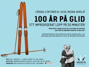 100 år på glid